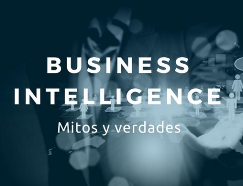 Business Intelligence: Mitos y Verdades(Infografía)