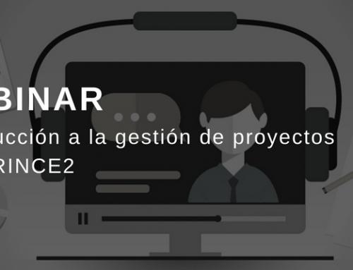Webinar: Introducción a la gestión de proyectos con PRINCE2