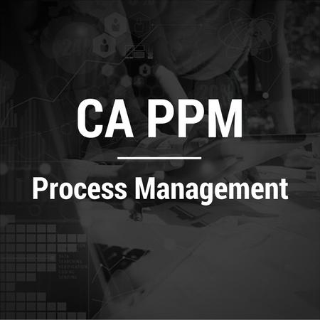 CA PPM-Process Management