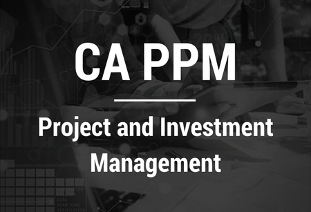 CA PPM-Project and Investment Management