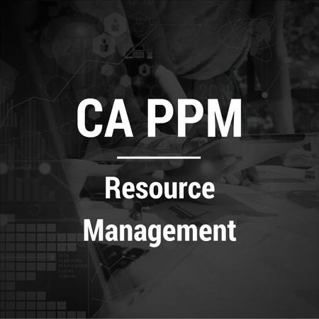 CA PPM-Resource Management