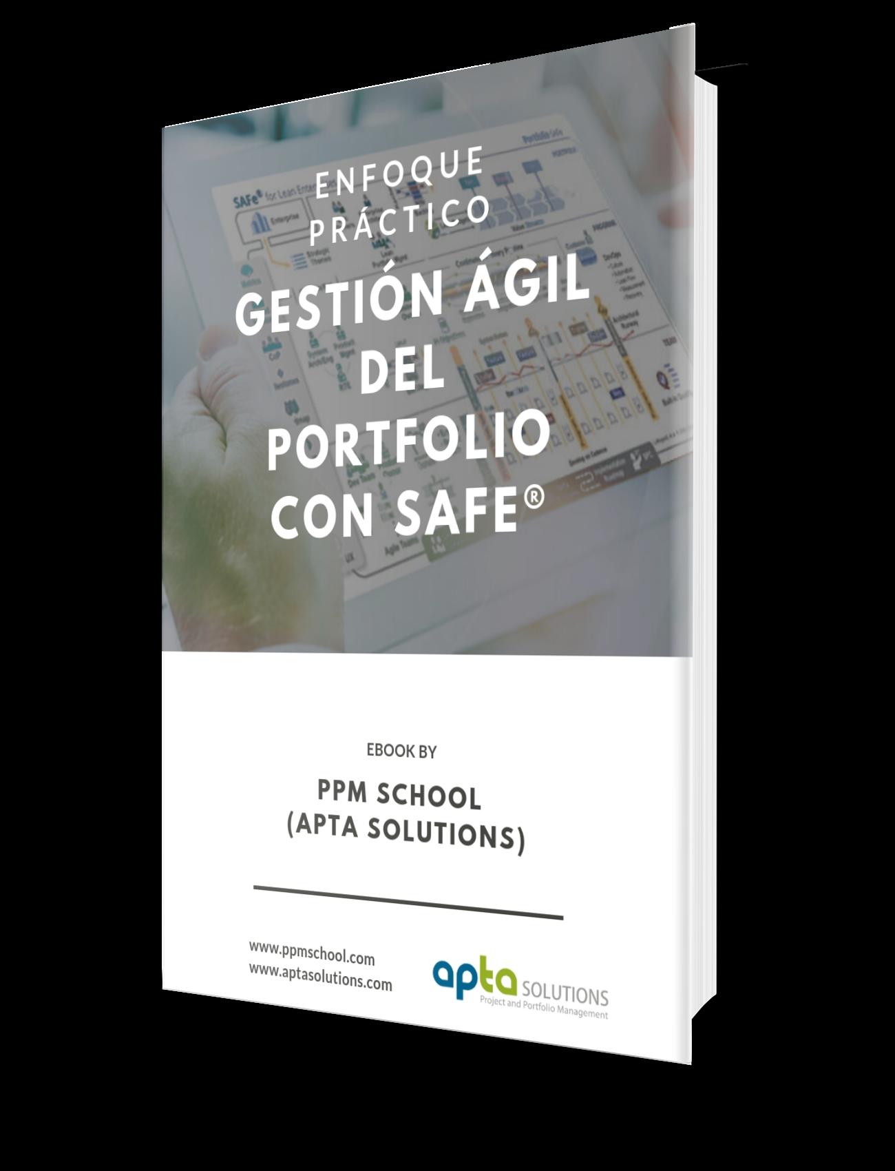 Gestion Ágil del Portfolio con Safe ebook