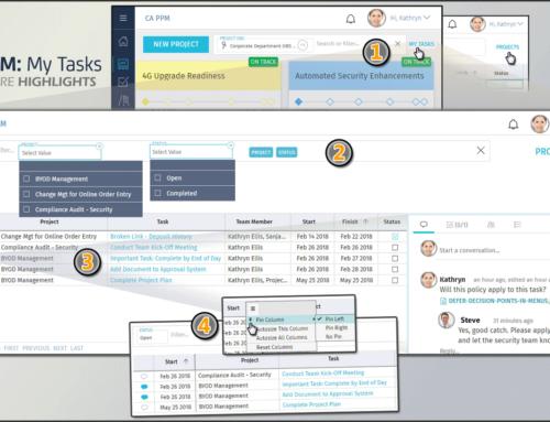 15 funcionalidades Project & Portfolio Management con Clarity que mejoran la Gestión del Portfolio