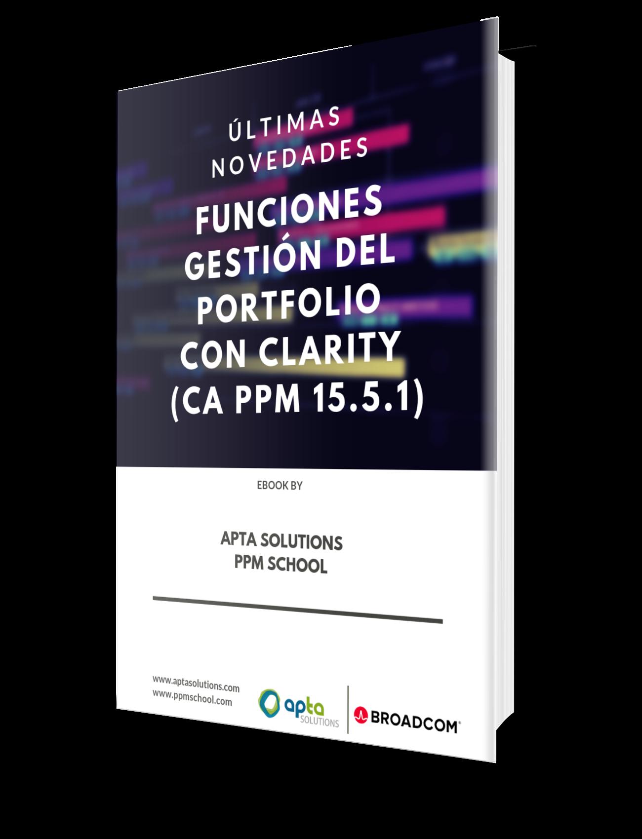 Clarity (CA PPM) 15.5.1 E-book