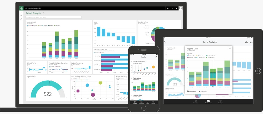 power bi clarity ca ppm