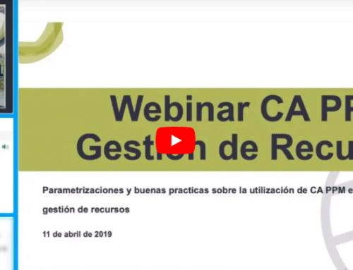 Webinar: Gestión de Recursos con Clarity PPM 15.6