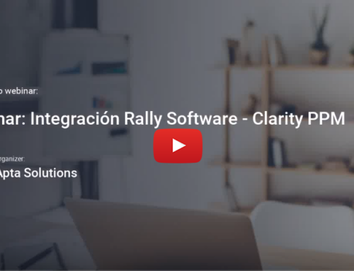 Webinar: Clarity PPM – Rally Software, beneficios de la integración